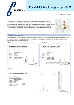 Food Addtive and Contaminant Analysis
