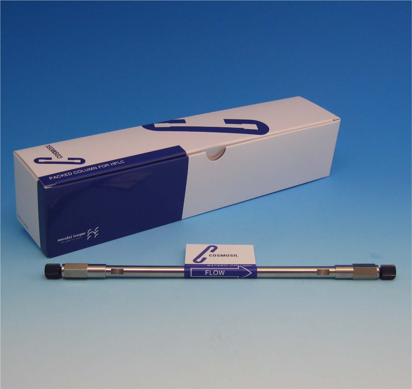 COSMOSIL(R) 5C18-MS-Ⅱ Packed Column 1.0mmI.D.x150mm