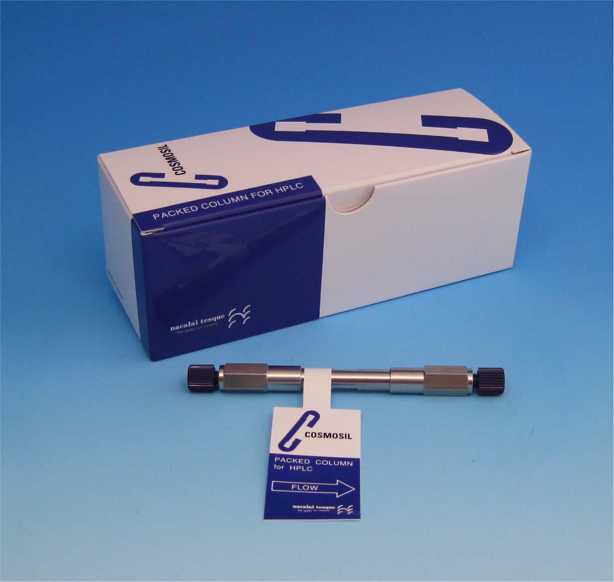 COSMOSIL(R) 5C18-AR-Ⅱ Packed Column 1.0mmI.D.x50mm